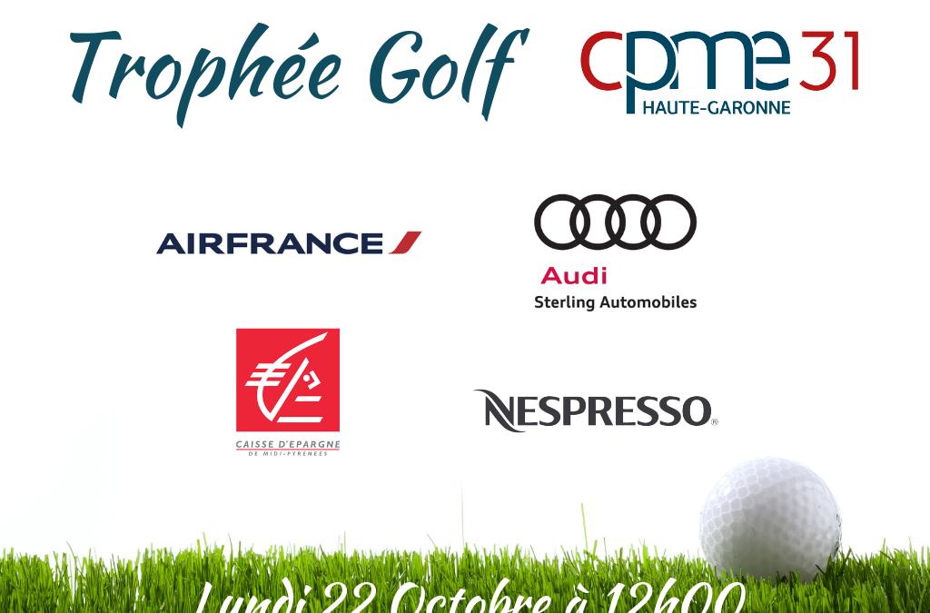 Trophée Golf CPME 31
