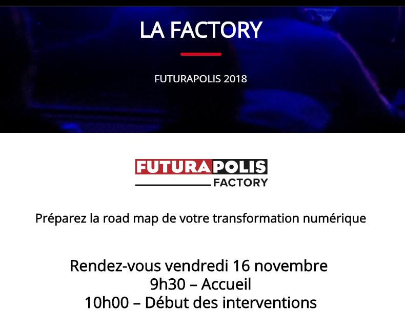 Futurapolis Factory
